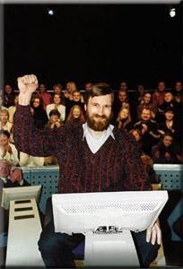 Игорь Сазеев, первый победитель телеигры Кто хочет стать миллионером